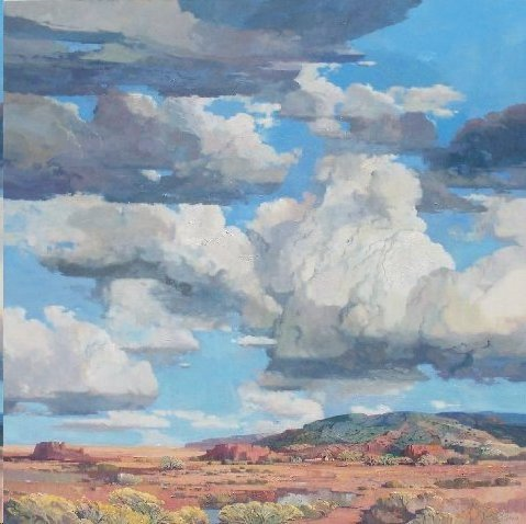 Cumulus On Parade